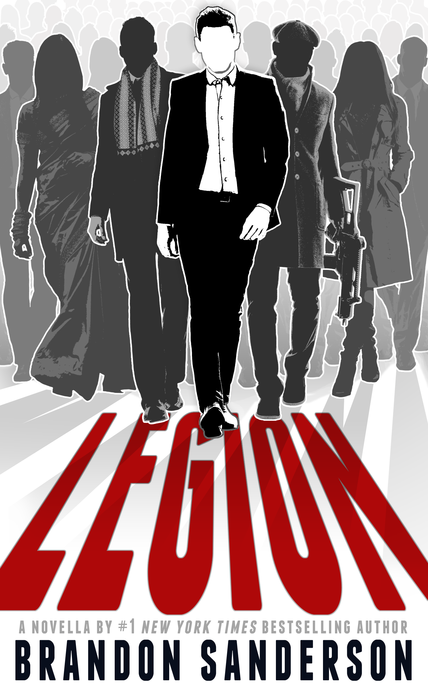Legion By: Brandon Sanderson