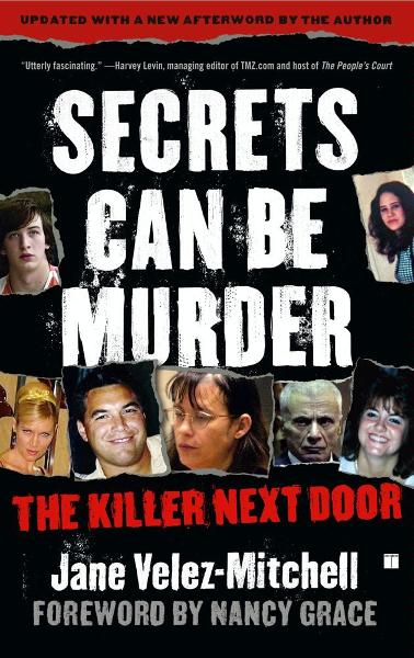 Secrets Can Be Murder By: Jane Velez-Mitchell