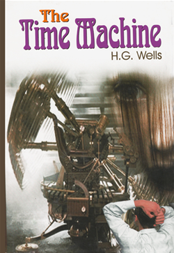 a comparison of the movie and book versions of the time machine by h g wells