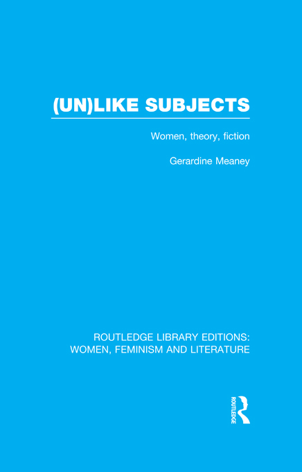 (Un)like Subjects RLE
