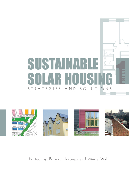 Sustainable Solar Housing Volume 1 - Strategies and Solutions