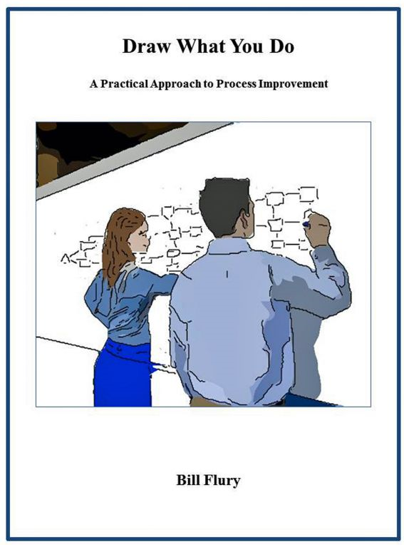 Draw What You Do: A Practical Approach to Process Improvement