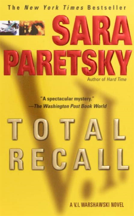 Total Recall By: Sara Paretsky