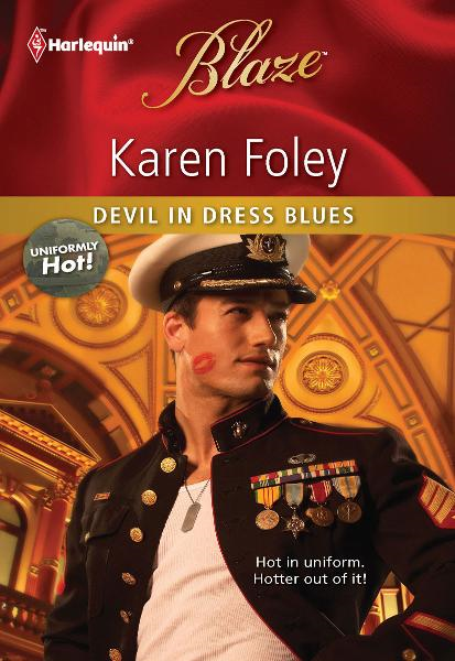Devil in Dress Blues By: Karen Foley