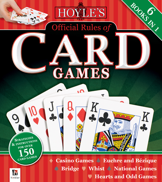 Hoyles Card Games