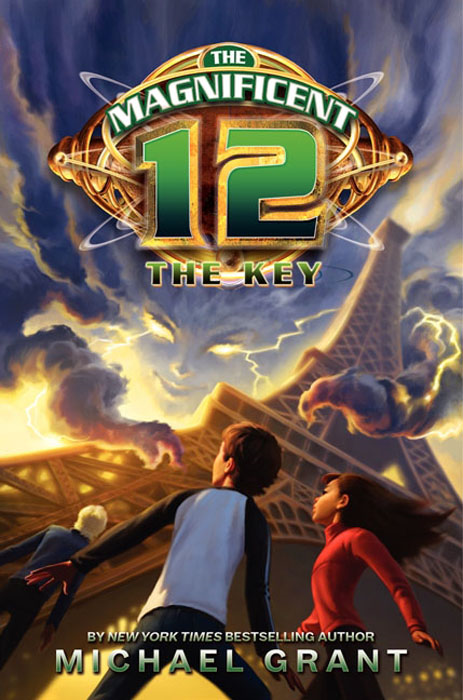 The Magnificent 12: The Key By: Michael Grant