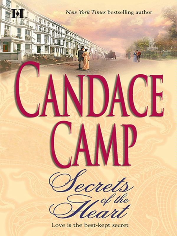 Secrets of the Heart By: Candace Camp