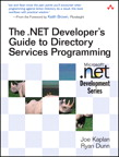 The .NET Developer¿s Guide to Directory Services Programming