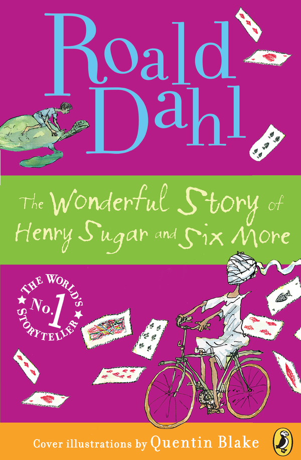 The Wonderful Story of Henry Sugar By: Roald Dahl