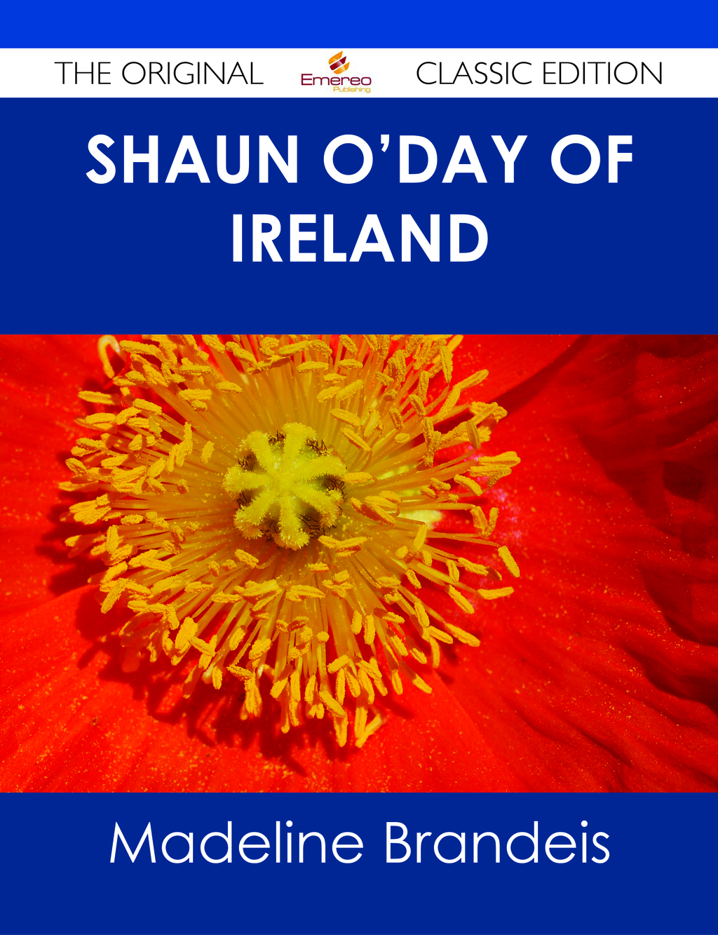 Shaun O'Day of Ireland - The Original Classic Edition