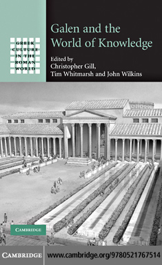 Christopher Gill - Galen and the World of Knowledge
