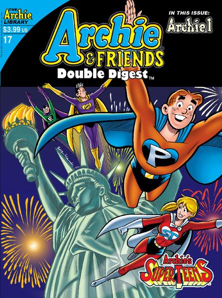 Archie & Friends Double Digest #17 By: Various