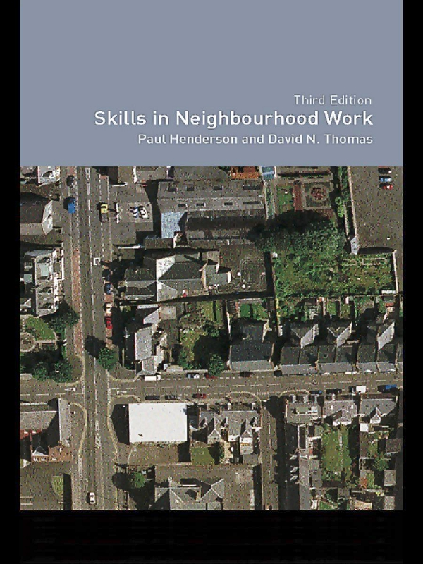 SKILLS IN NEIGHBOURHOOD WORK