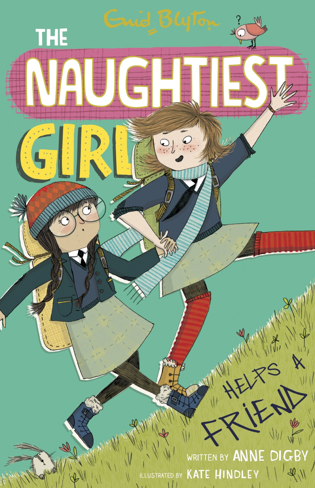 Naughtiest Girl: 6: Naughtiest Girl Helps A Friend