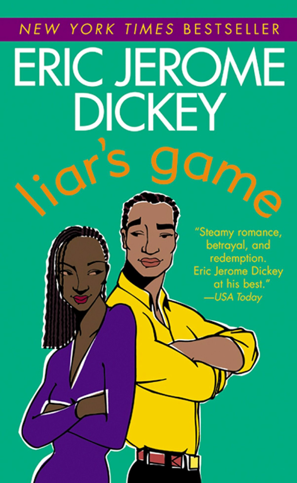 Liar's Game By: Eric Jerome Dickey