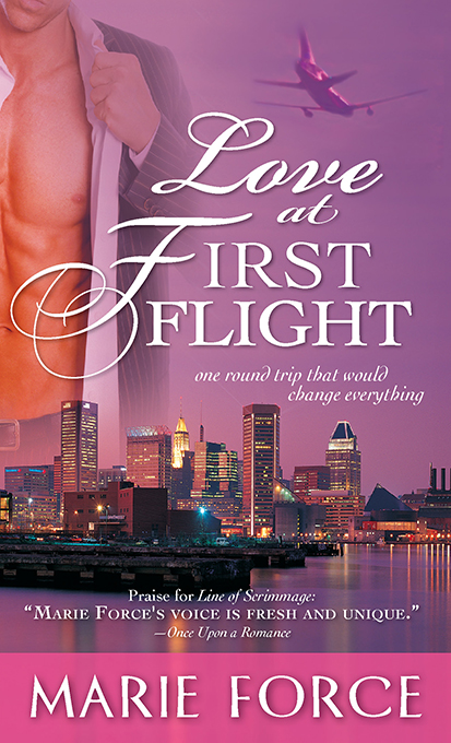 Love at First Flight By: Marie Force