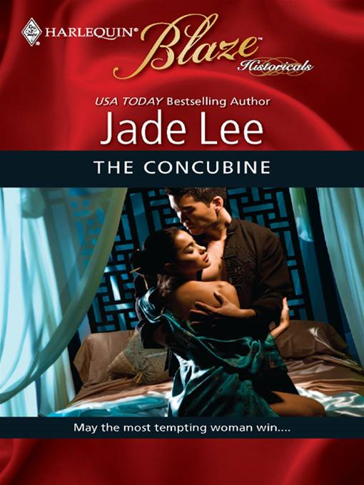 The Concubine By: Jade Lee