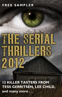 Picture of - The Serial Thrillers 2012 - 12 spine-tingling tasters
