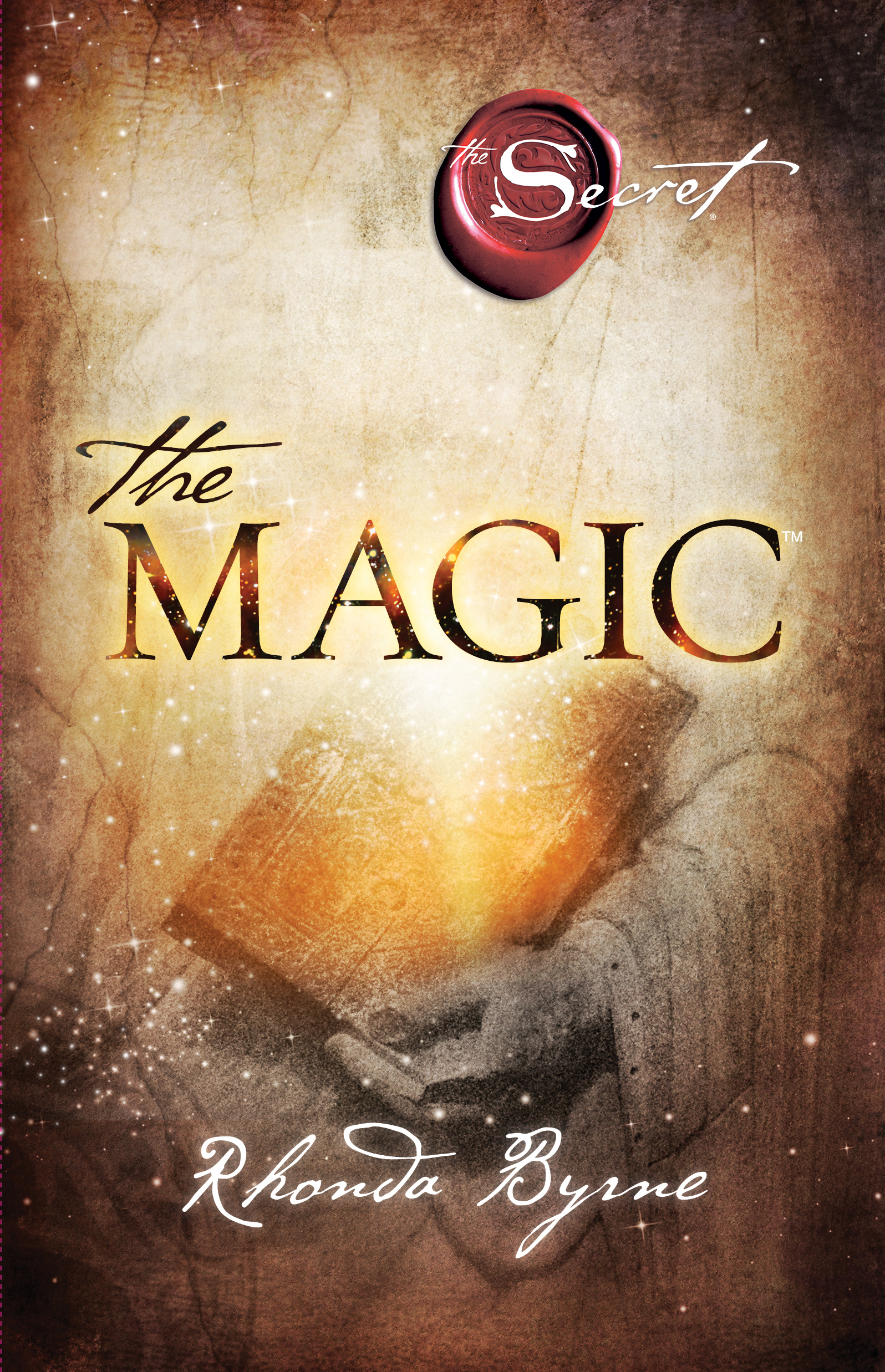 The Magic By: Rhonda Byrne