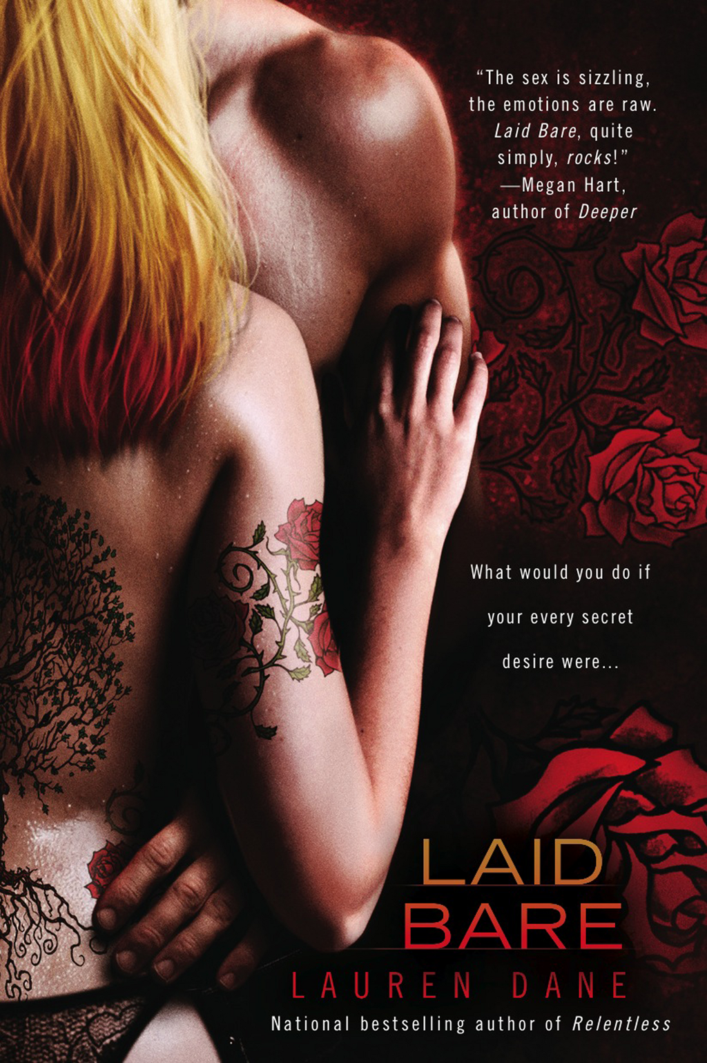 Laid Bare By: Lauren Dane