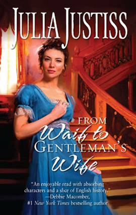 From Waif to Gentleman's Wife By: Julia Justiss