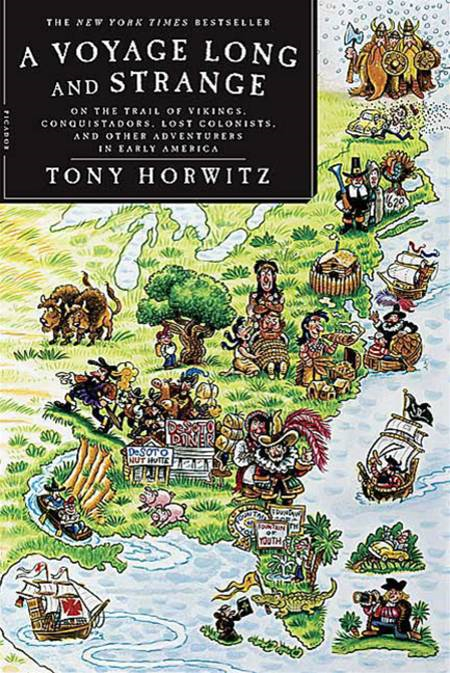 A Voyage Long and Strange By: Tony Horwitz