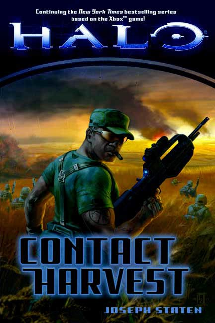 Halo: Contact Harvest By: Joseph Staten