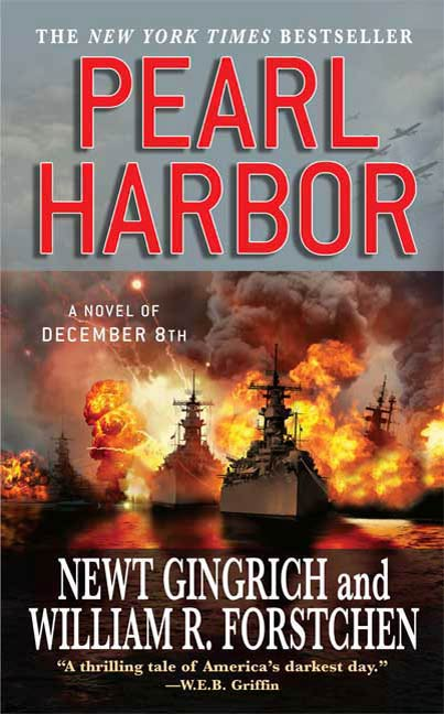 Pearl Harbor: A Novel of December 8th