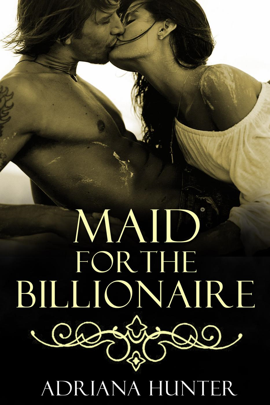 Maid For The Billionaire (BBW Erotic Romance: At The Billionaire's Command)