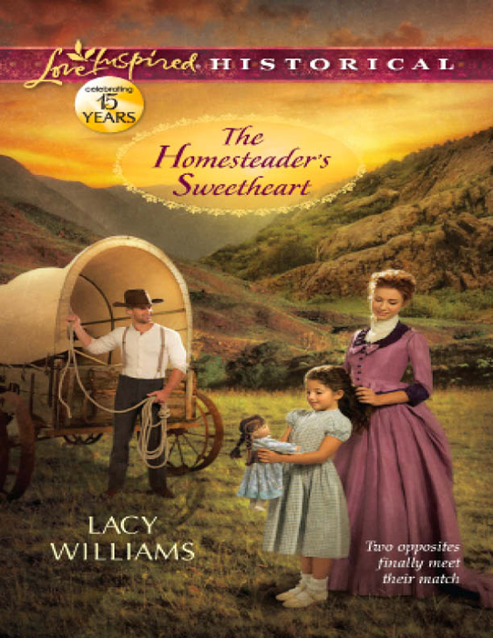 The Homesteader's Sweetheart (Mills & Boon Love Inspired Historical)