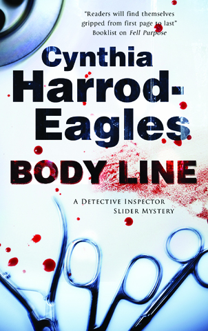 Body Line By: Cynthia Harrod-Eagles