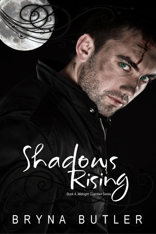 Shadows Rising (Midnight Guardian Series, Book 4)