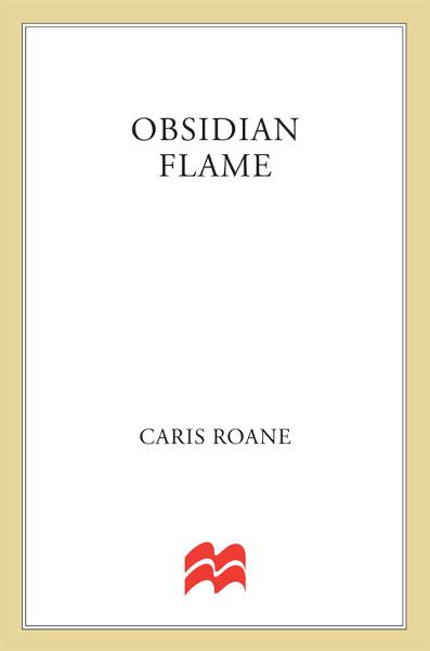 Obsidian Flame By: Caris Roane