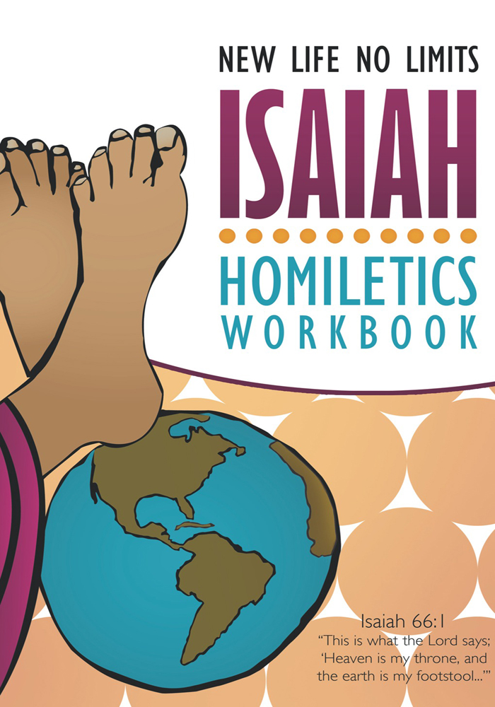 Isaiah Homiletics Workbook