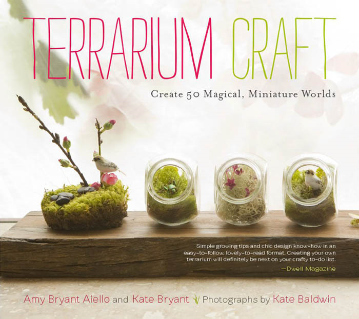 Terrarium Craft By: Amy Bryant Aiello,Kate Baldwin,Kate Bryant