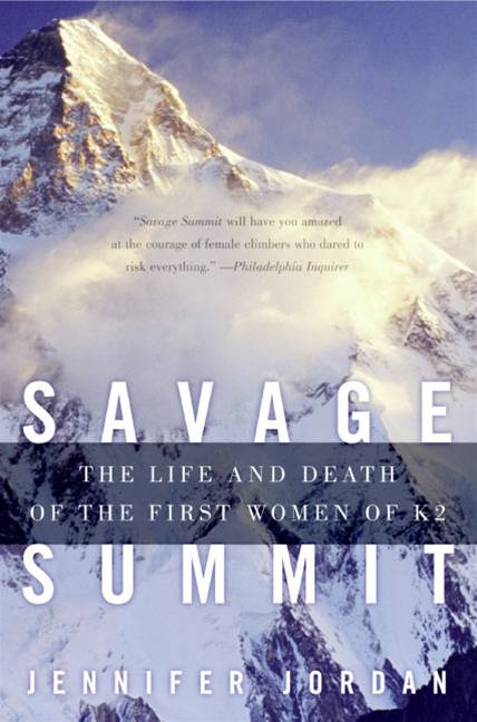 Savage Summit By: Jennifer Jordan
