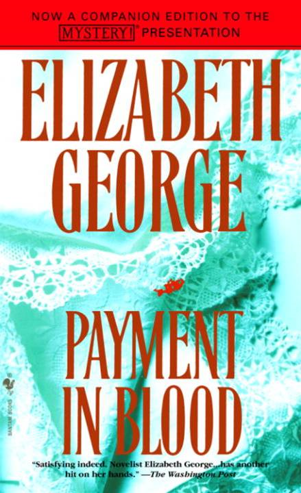 Payment in Blood By: Elizabeth George