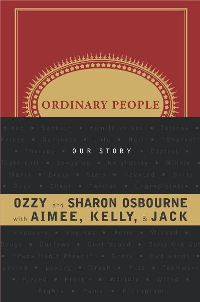 Ordinary People By: Family Osbourne