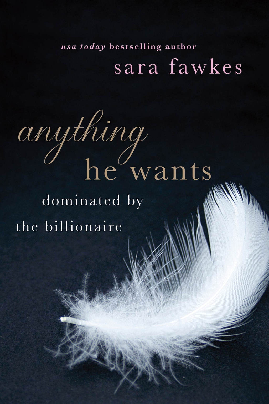 Anything He Wants By: Sara Fawkes