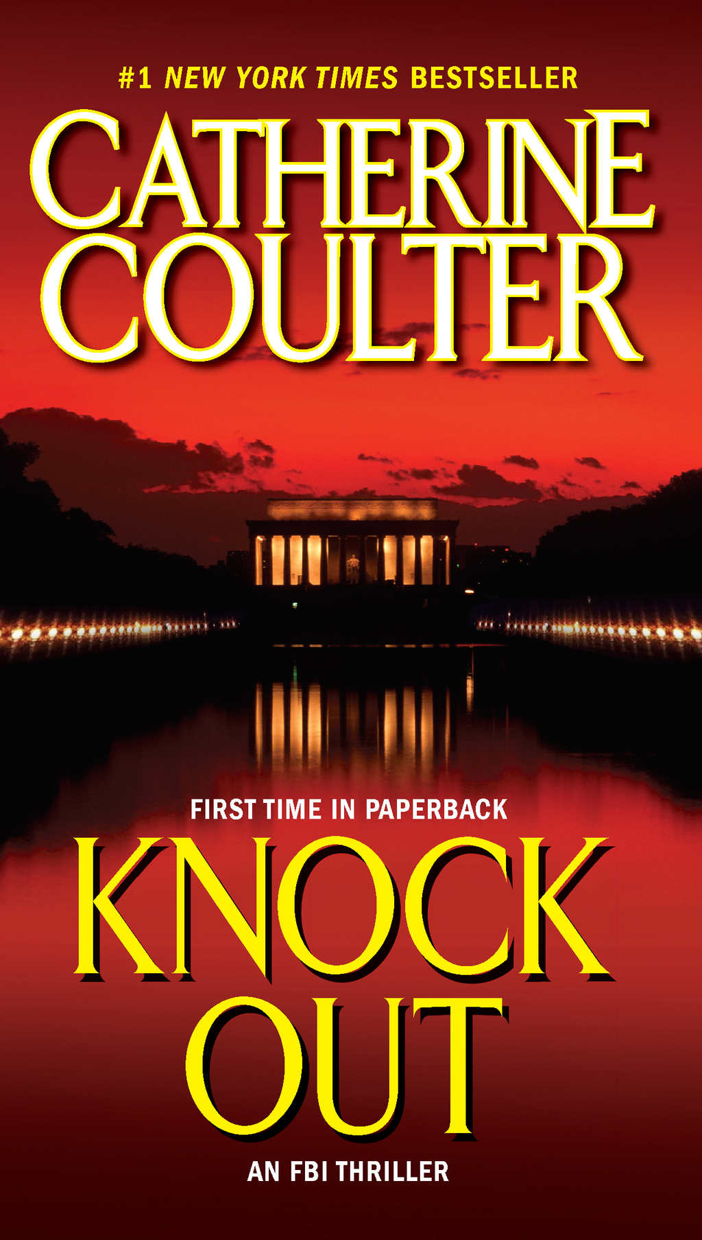 KnockOut By: Catherine Coulter