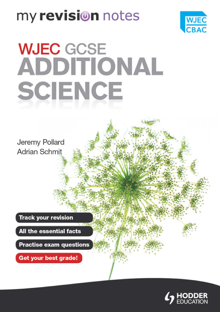 My Revision Notes: WJEC GCSE Additional Science eBook