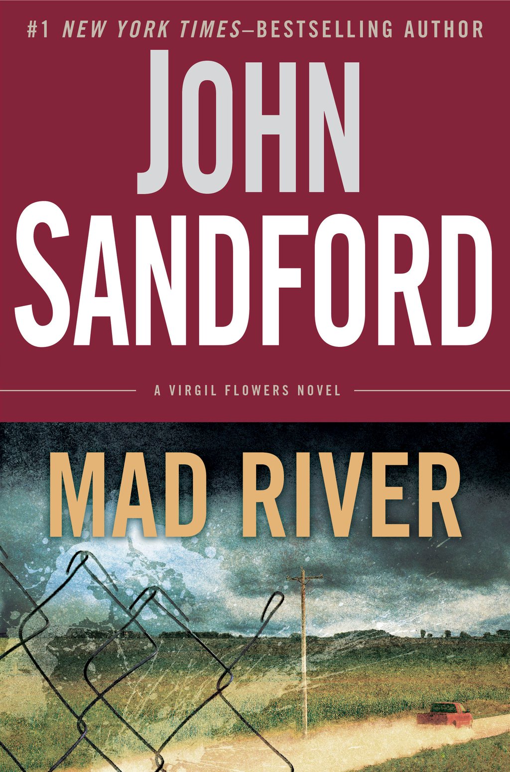 Mad River By: John Sandford