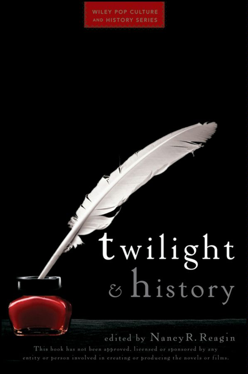 Twilight and History By: Nancy Reagin