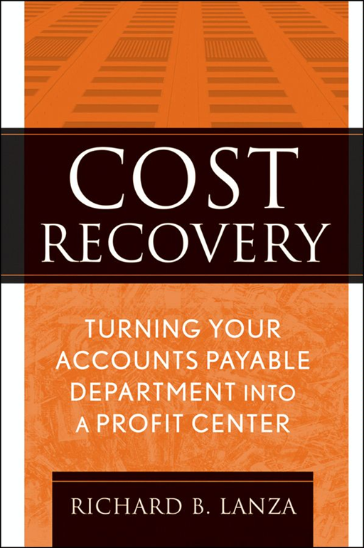 Cost Recovery By: Richard B. Lanza