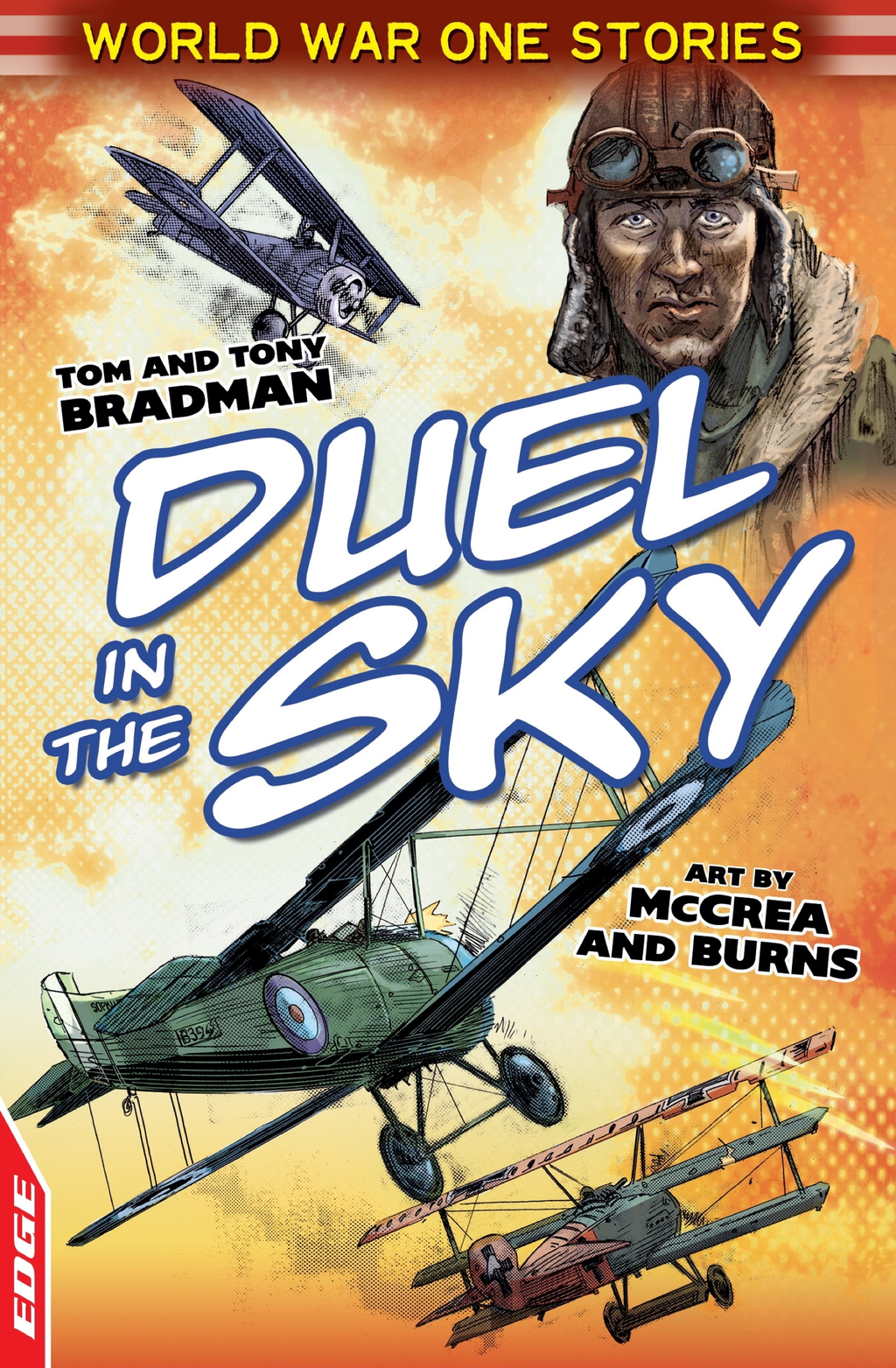EDGE: World War One Short Stories: Duel In The Sky