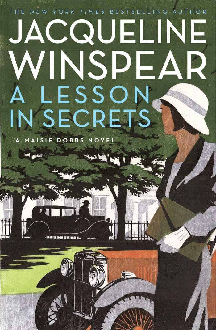 A Lesson in Secrets By: Jacqueline Winspear