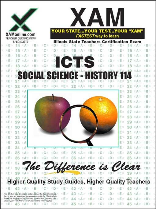 Sharon Wynne - ICTS Social Science- History 114