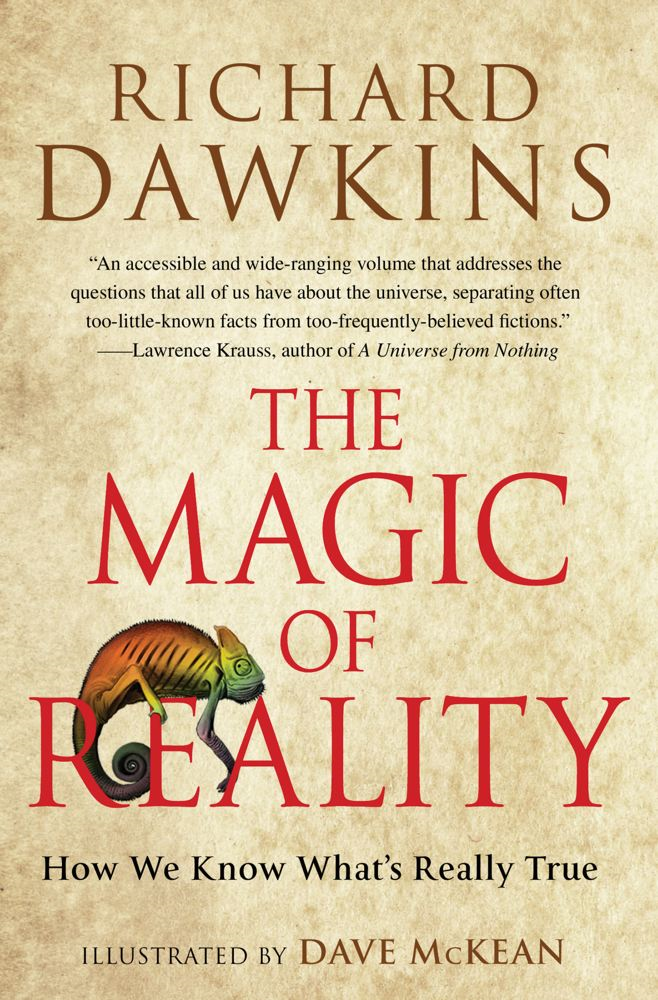 The Magic of Reality By: Dave McKean,Richard Dawkins