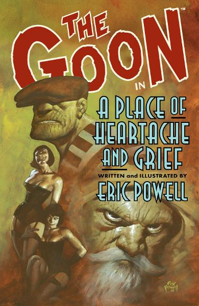 The Goon Volume 7: A Place of Heartache and Grief