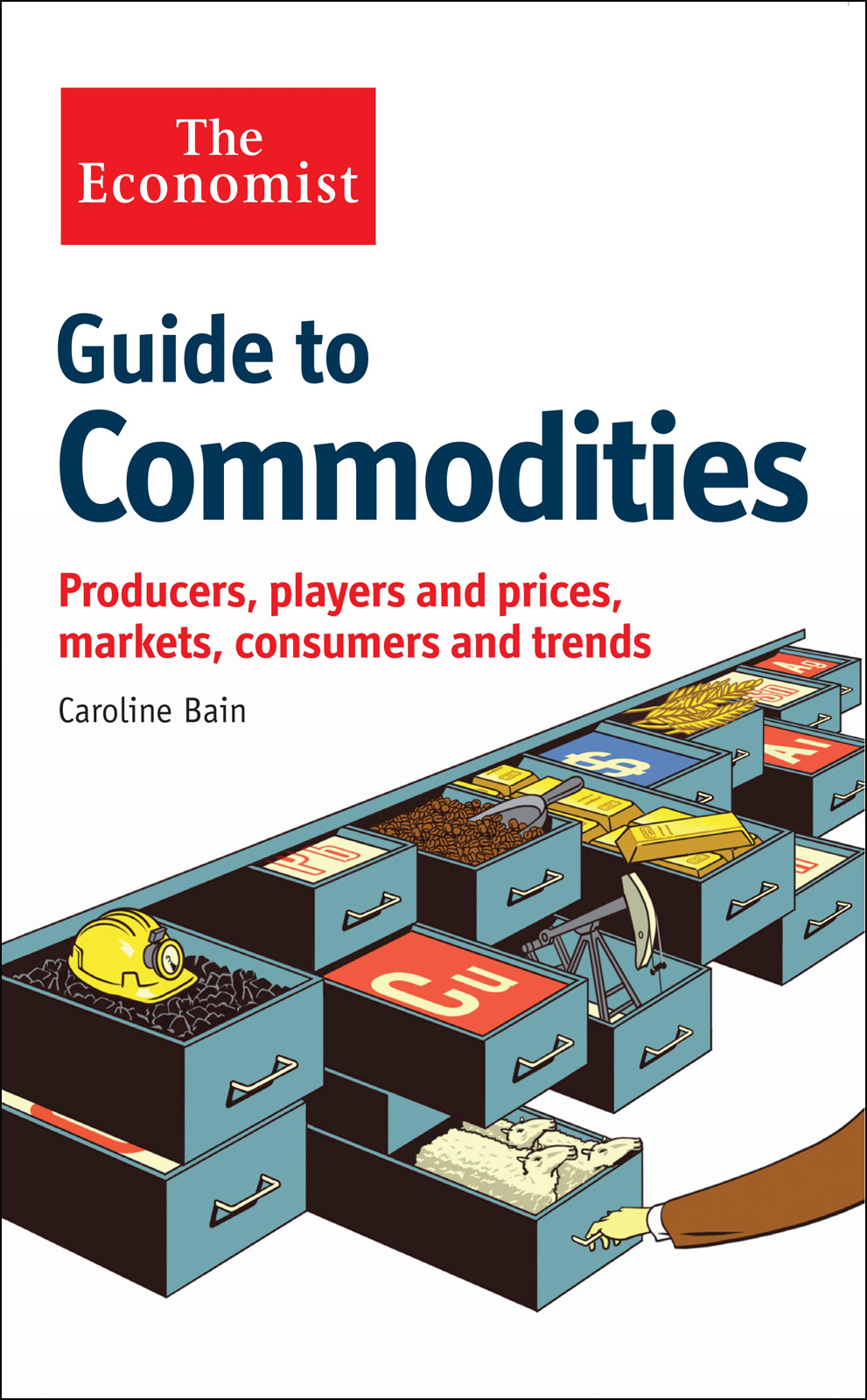 Book Cover: Guide to Commodities